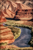The Green River in Southern Utah